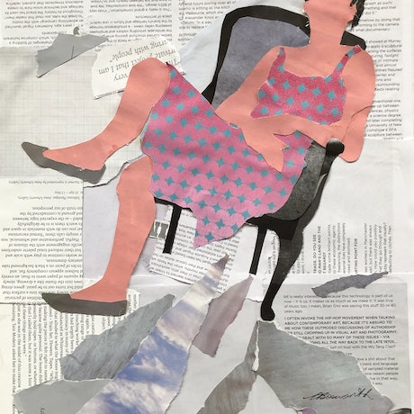 (CreativeWork) As I was saying by Vicki Bosworth. Other Media. Shop online at Bluethumb.