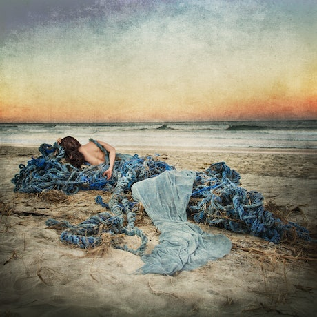 (CreativeWork) Of the Ocean  Ed. 2 of 20 by Kellie North. Photograph. Shop online at Bluethumb.
