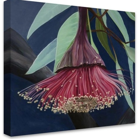 (CreativeWork) Splendorous on canvas Ed. 41 of 100 by Hayley Kruger. Print. Shop online at Bluethumb.