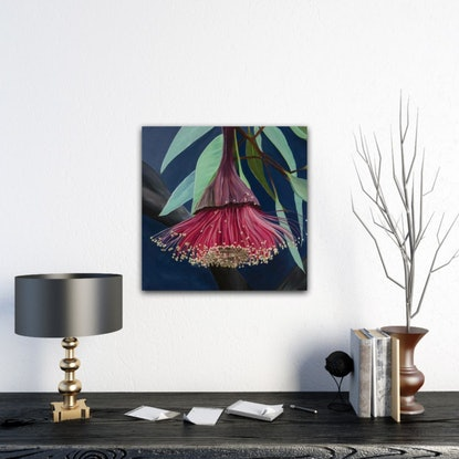 (CreativeWork) Splendorous on canvas Ed. 41 of 100 by Hayley Kruger. Reproduction Print. Shop online at Bluethumb.