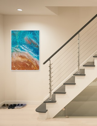 (CreativeWork) Mystic Earth   by Emiley Rose. Other Media. Shop online at Bluethumb.