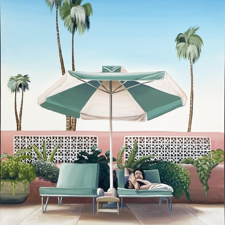 (CreativeWork) Limited Edition Print - Vacation Ed. 1 of 50 by Chris Riley. Print. Shop online at Bluethumb.