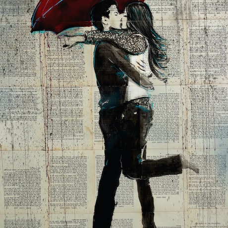 (CreativeWork) FOR SO LONG by loui jover. Mixed Media. Shop online at Bluethumb.