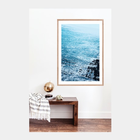 (CreativeWork) Great Ocean Road #3 Ed. 1 of 10 by Mat Hughes. Photograph. Shop online at Bluethumb.