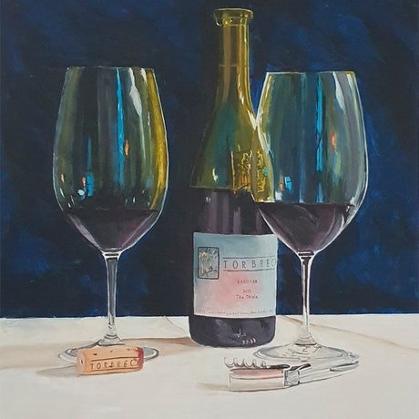 Torbreck Vintners wine, the Struie by Rob Kennedy