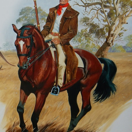 Horse lovers, Banjo Paterson lovers, The Man from Snowy River Festival attendees will all love it.