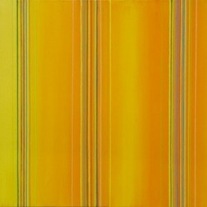 (CreativeWork) Yellow spectrum shift 793 by Ernie Gerzabek. arcylic-painting. Shop online at Bluethumb.