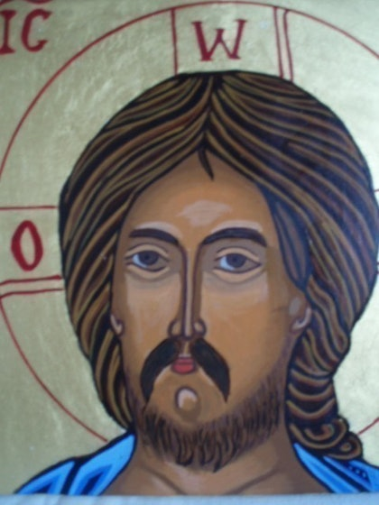 (CreativeWork) Jesus' Our Lord by Ute Zendilis. other-media. Shop online at Bluethumb.