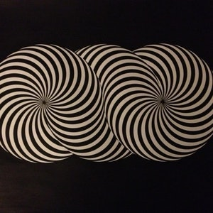 (CreativeWork) Ouroboros by Anomynous Artist. Acrylic Paint. Shop online at Bluethumb.
