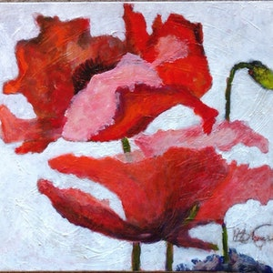 (CreativeWork) Remembrance by Helen Tainsh. arcylic-painting. Shop online at Bluethumb.