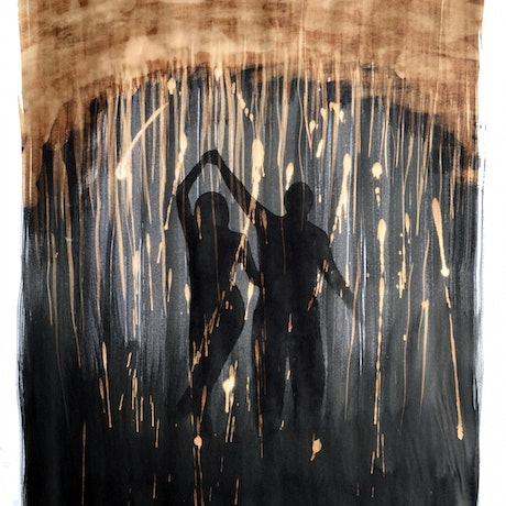 (CreativeWork) Dancing in the rain by Rubén Hernández. Other Media. Shop online at Bluethumb.