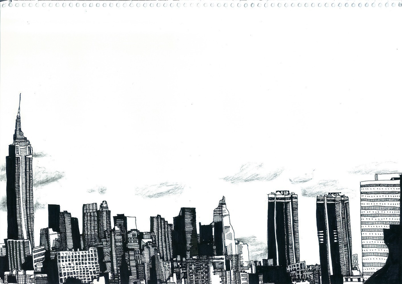 (CreativeWork) HELL' I STILL LOVE YOU NEW YORK by ash king. #<Filter:0x00007f1f7a987060>. Shop online at Bluethumb.