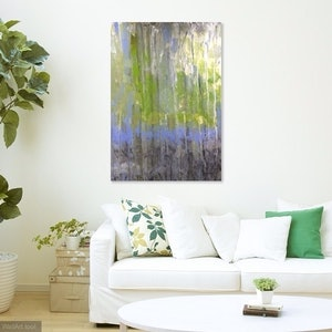 (CreativeWork) Growing by Antony Sutherland. arcylic-painting. Shop online at Bluethumb.