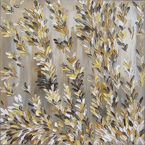 "(CreativeWork) ""VANILLA"" by Alorna & Co. arcylic-painting. Shop online at Bluethumb."