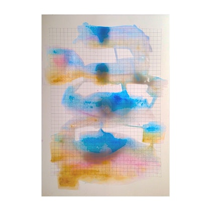 (CreativeWork) Accidents Happyn (3) by Tyler Clark. watercolour. Shop online at Bluethumb.