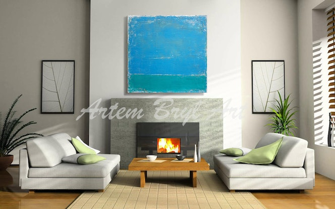 (CreativeWork) Emerald by Artem Bryl. #<Filter:0x000056101d4d7640>. Shop online at Bluethumb.