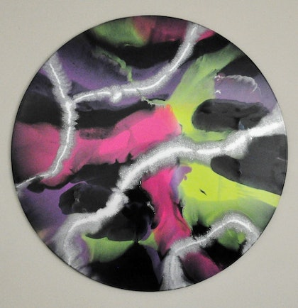 (CreativeWork) Madison by Jodie Lyle. resin. Shop online at Bluethumb.