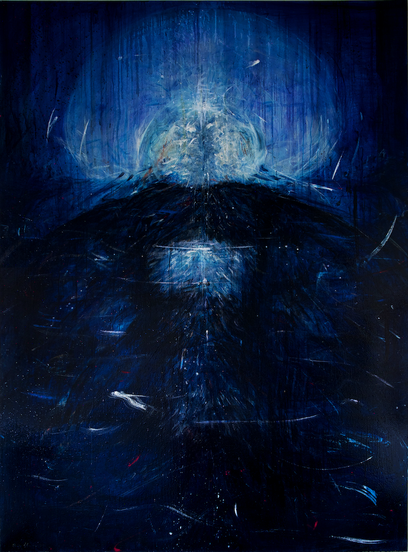 (CreativeWork) Icarus by Billy Shannon. Acrylic Paint. Shop online at Bluethumb.