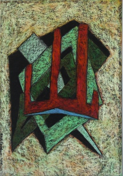 (CreativeWork) angular by ted forbes. other-media. Shop online at Bluethumb.