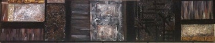 (CreativeWork) light and dark by Ola Mancini. arcylic-painting. Shop online at Bluethumb.