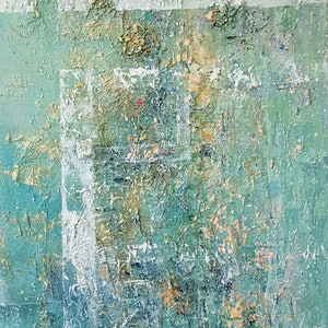 (CreativeWork) Threshold by Helen Miles. mixed-media. Shop online at Bluethumb.