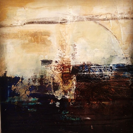 (CreativeWork) Summer series #3 ( one of 6) by Sacha Pascalis. Mixed Media. Shop online at Bluethumb.