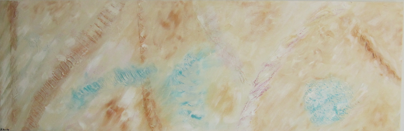 (CreativeWork) 'Gelato' by Kim Switzer. arcylic-painting. Shop online at Bluethumb.