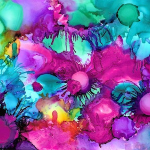 (CreativeWork) Reef by Paddy Colahan. other-media. Shop online at Bluethumb.