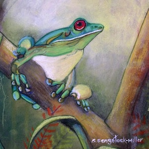 (CreativeWork) Did You Call      by Sandra Sengstock-Miller. other-media. Shop online at Bluethumb.