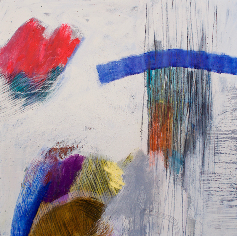 (CreativeWork) As the wind blows (through the trees) by David Spencer. mixed-media. Shop online at Bluethumb.