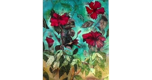 Hibiscus dream by Jet James