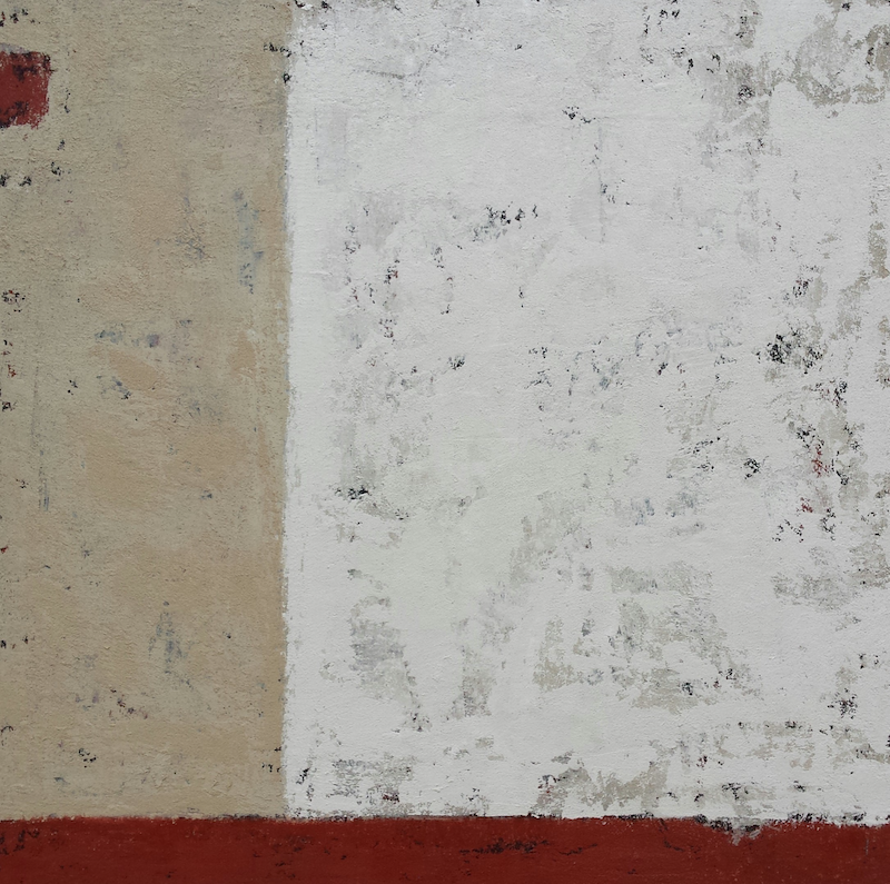 (CreativeWork) Texture (#25) by Maggie Cecchin. Acrylic Paint. Shop online at Bluethumb.