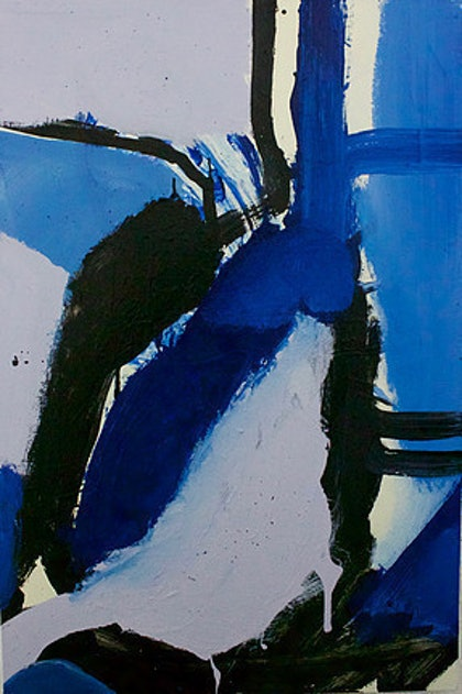 (CreativeWork) IN'S & OUT'S by Samantha McKay. arcylic-painting. Shop online at Bluethumb.