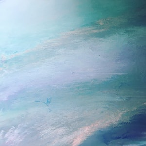 (CreativeWork) OceanSkies by Jw Gemmell. arcylic-painting. Shop online at Bluethumb.