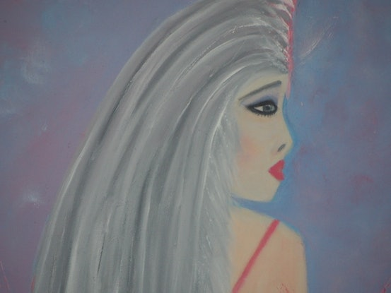 (CreativeWork) Show Girl by Belinda McDonnell. #<Filter:0x0000564ca6d20a70>. Shop online at Bluethumb.