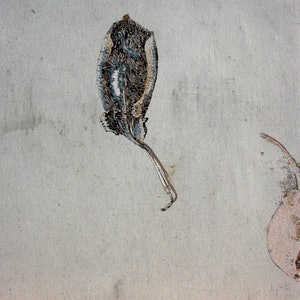 (CreativeWork) Winter Stingray with Jennifer's Skate (1)  by Vanessa Barbay. mixed-media. Shop online at Bluethumb.