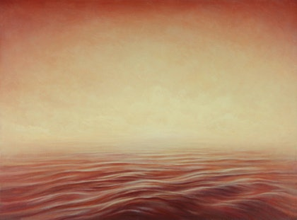 (CreativeWork) Undertow by Steven Makse. oil-painting. Shop online at Bluethumb.