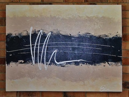 (CreativeWork) Sydney Opera House by Hayley SHAW. arcylic-painting. Shop online at Bluethumb.