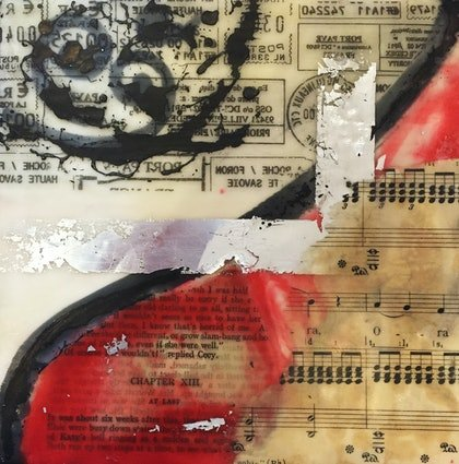 (CreativeWork) Industrial Symphony No1 by Lyndal Kelly. other-media. Shop online at Bluethumb.