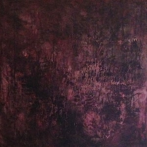 (CreativeWork) Dark Night by Carol Zsolt. arcylic-painting. Shop online at Bluethumb.