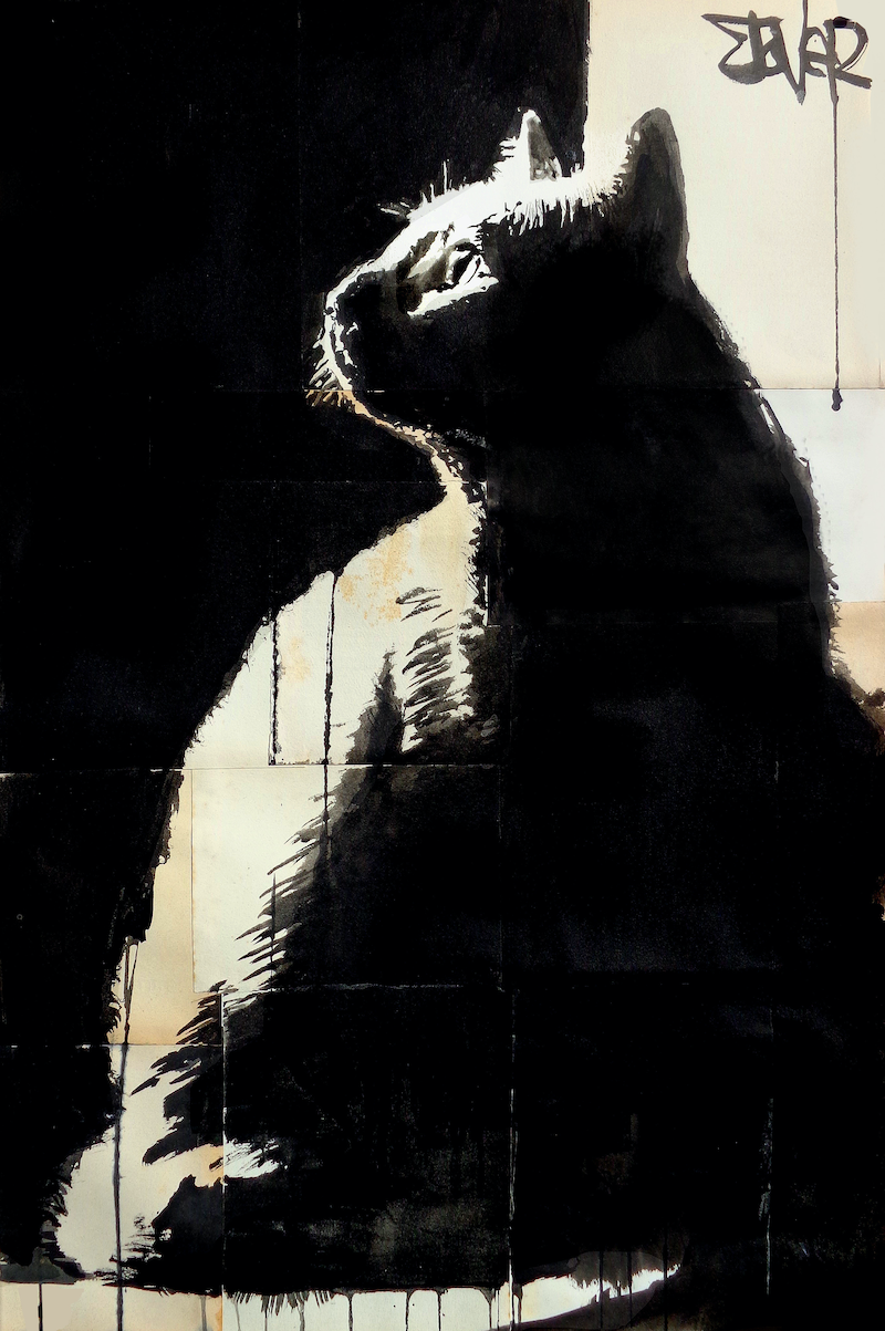 (CreativeWork) TOM by loui jover. other-media. Shop online at Bluethumb.