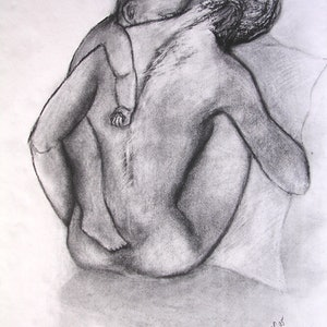 (CreativeWork) PRECIOUS #4   by Chris Rowe. drawing. Shop online at Bluethumb.