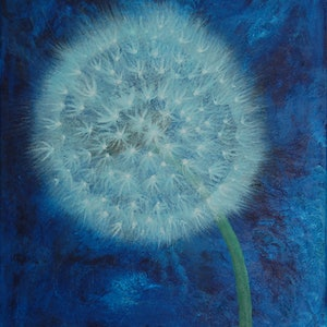 (CreativeWork) Believe by Olimpia Niewiadomska. arcylic-painting. Shop online at Bluethumb.
