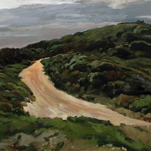(CreativeWork) Torquay No13 by Peter Roccella. oil-painting. Shop online at Bluethumb.