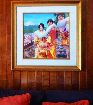 (CreativeWork) Coming of Age by Mark Burton. Watercolour. Shop online at Bluethumb.