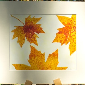 (CreativeWork) Autumn Colours by Samantha Blanks. other-media. Shop online at Bluethumb.