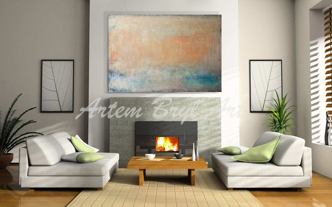 (CreativeWork) Ambience by Artem Bryl. Other Media. Shop online at Bluethumb.