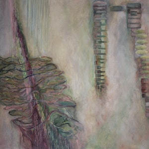 (CreativeWork) Images of war by Cinzia (Syndy) Esteves. oil-painting. Shop online at Bluethumb.