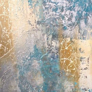 (CreativeWork) Drifter  by Krystie Taylor. mixed-media. Shop online at Bluethumb.