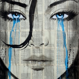 (CreativeWork) ISOTOPIA by loui jover. drawing. Shop online at Bluethumb.